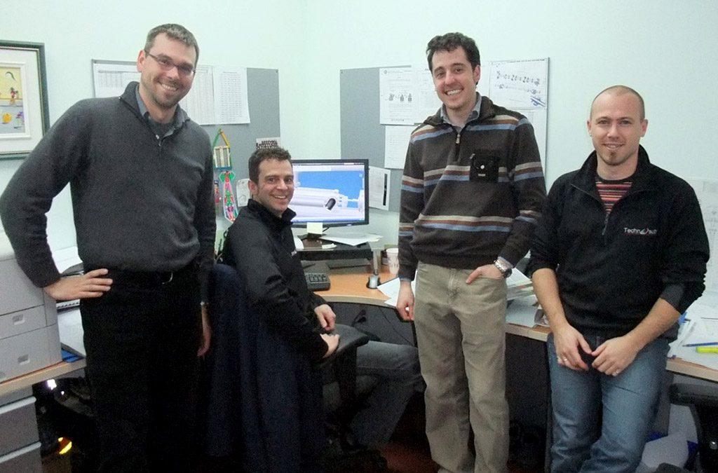 Département d'ingénierie 2010 - Technosub